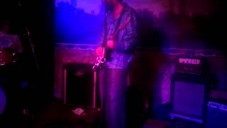 JASON DOTSON live @ Gallery Cabaret 6/18/13(the smashing of the amps!) (PT 2)