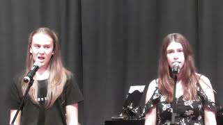 WCS Vocal Evening 2018   Jessica Craig & Sophie McCarthy   'When She Loved Me' from 'Toy Story 2'