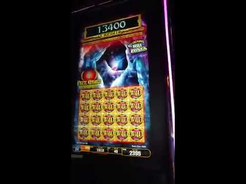 Jewel of the Dragon 475x Bet Bonus Win at Mohegan Sun