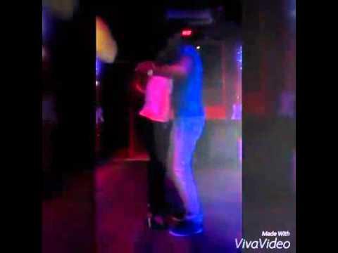 Improvisation Kizomba Gabon à l Oxy Night Club