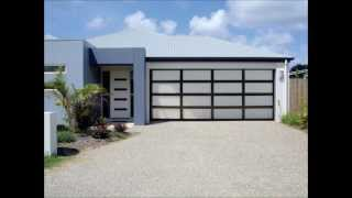 Inspirations Range Of Aluminium Frame Garage Doors
