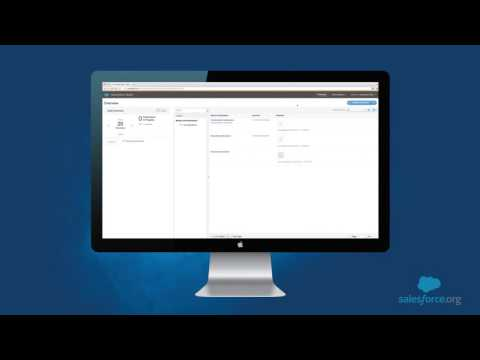 Salesforce for Higher Ed Marketing - Demo