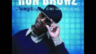 Ron Brownz ft N.O.R.E - Jumping Out The Window Remix (Lyrics)