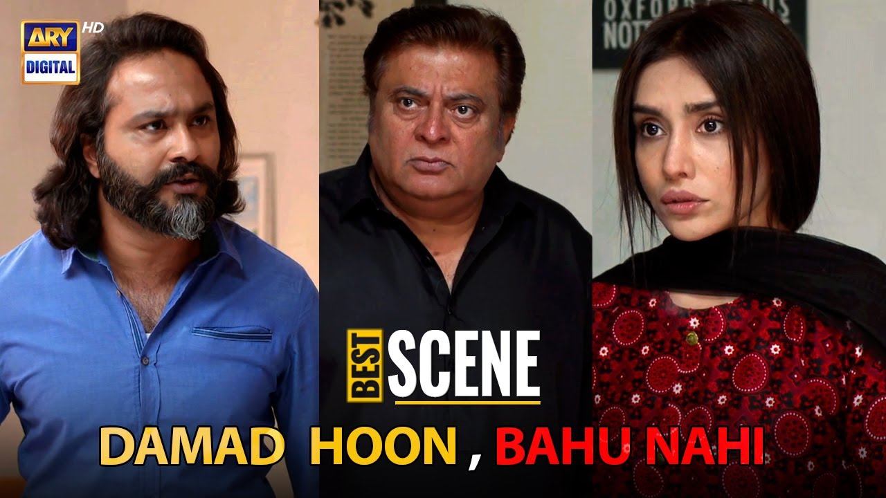 Ghar Ka Damad  Hoon , Bahu Nahi | Mujhya Vida Kar Episode 48 | BEST SCENE | ARY Digital
