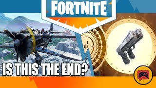 Fortnite News | Is Patch 7.1 Update #3 the End of Planes? New Sniper, DUALIES RETURN and More