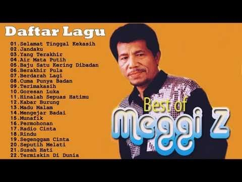Meggy Z - Full Album   Lagu Dangdut Lawas Nostalgia 80an - 90an   Tembang Kenangan Terbaik