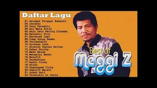 Gambar cover Meggy Z - Full Album | Lagu Dangdut Lawas Nostalgia 80an - 90an | Tembang Kenangan Terbaik