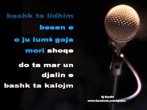 Me kan thon shoqet mrome (karaoke shqip popullore)