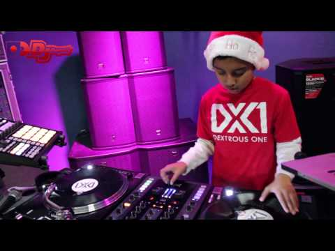 Santa Claus Is Coming to Town REMIX by DEXTROUS ONE