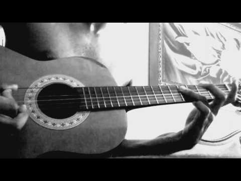 My Silent Wake - Sturm (or Storm) (little acoustic guitar cover) // Gregg
