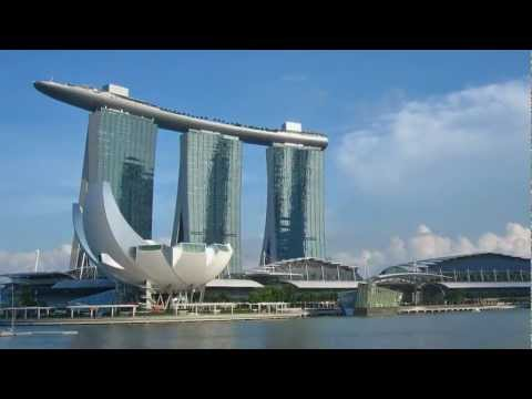 Sunrise to Sunrise - A Singapore Timelapse