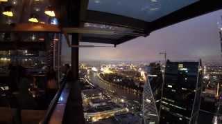 МОСКВА СИТИ 2014 - панорамный ресторан SIXTY. Башня Федерация. 62 этаж.(Самый лучший панорамный ресторан Москвы. Ночная Москва. ФИЛЬМ ЦЕННОСТЬ СМОТРИТЕ ЗДЕСЬ: https://youtu.be/GgU2CQLpll8..., 2014-09-18T06:27:54.000Z)