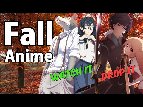 The Fall 2019 Anime You Should Be Watching