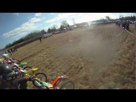 2 laps AA line PSTR short course Simcock farm 11/18/12