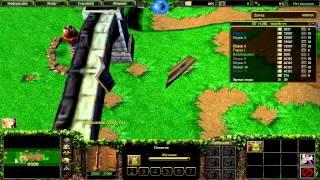 Играем в Warcraft 3 #255 - Война городов