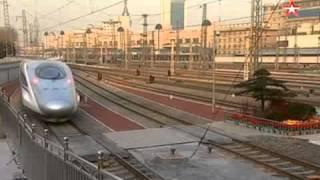 Китай предложил запустить скоростную железную дорогу до Владивостока