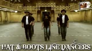Hat And Boots: Pokerface And Babysmile (Line Dance)