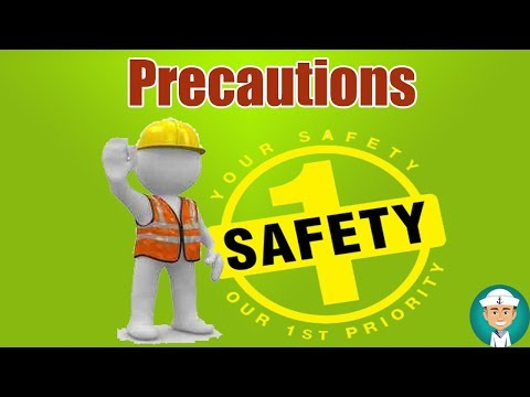 Confined Spaces Precautions