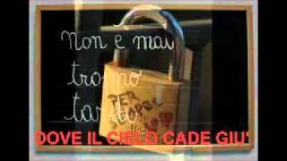 Video Massimo Di Cataldo Dove il cielo cade Giu download MP3, 3GP, MP4, WEBM, AVI, FLV Agustus 2017