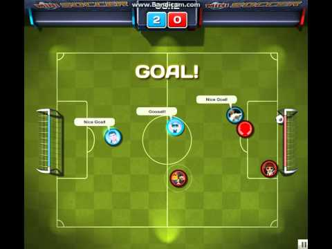 Mini Soccer  3V3 Random Match Mini