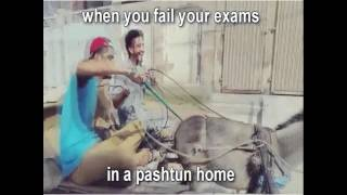 Whwn a Pathan fails in exam