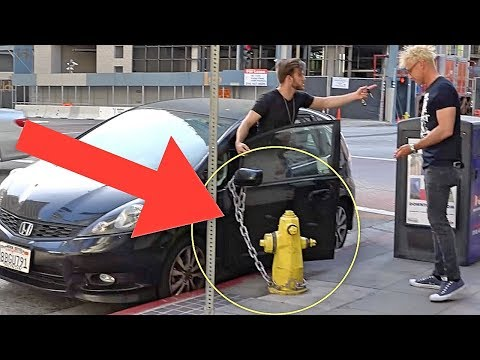BEST Bad Parking Revenge Pranks (NEVER DO THIS!!!) - FEMALE PUBLIC MAGIC COMPILATION 2018