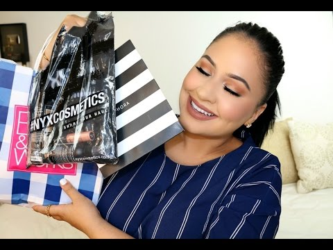 Huge Haul: Sephora, PR packages, Bath & Body Works