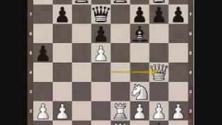 Chess Tactics: Deflection