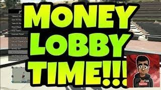 GTA 5 ONLINE - FREE MODDED MONEY + RP LOBBY! PS4, XBOX ONE, PS3, XBOX 360, PC