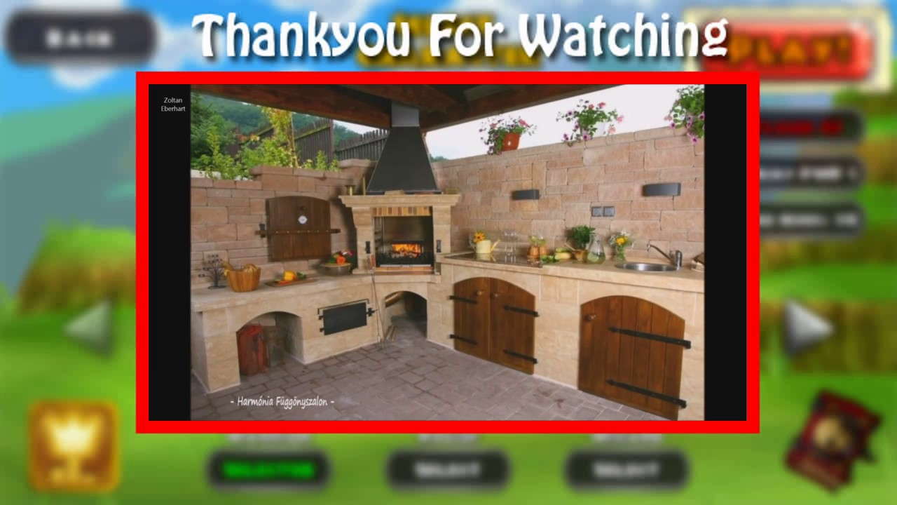 154 outdoor kitchen or fireplace ideas youtube