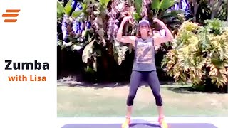 04/14- BE WELL LIVE CLASS ZUMBA: With Lisa 45 Min