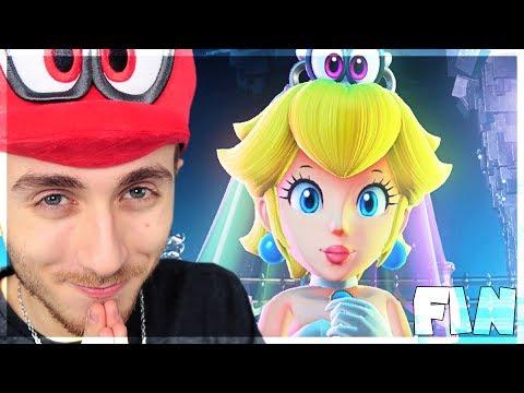 LE MARIAGE DE MARIO ET PEACH ? - Mario Odyssey #FIN
