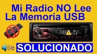 Mi Radio NO Lee Memoria USB│Mi Radio No Lee La USB│SOLUCIONADO