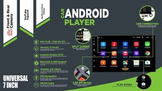 Double Din Android Player V 6.1