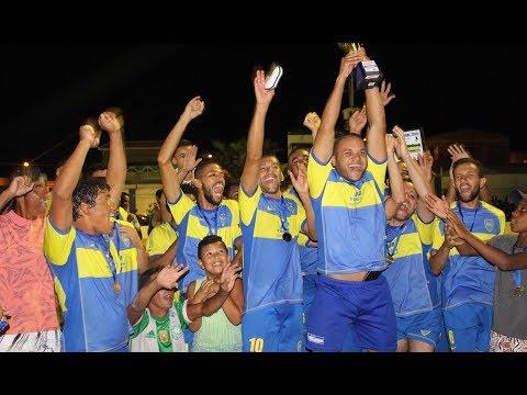 Varzeolândia é campeão da Copa Rural de Serrolândia 2019