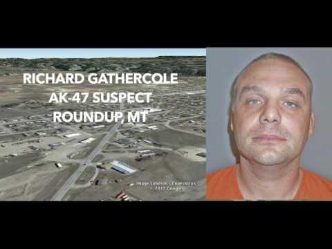 AK-47 Bandit Suspect From Montana, Arrested In Nebraska