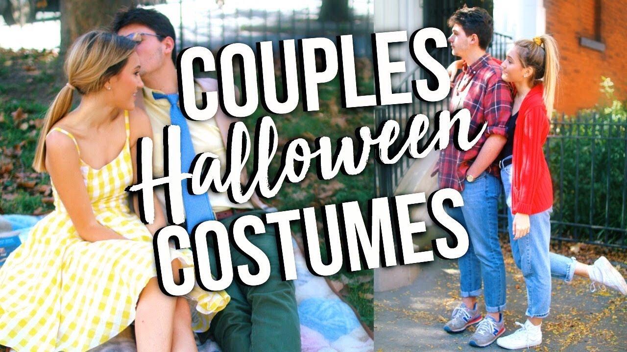 easy couple halloween costume ideas 2017
