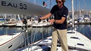 2014 Jeanneau 53 Sailboat yacht for sale in California USA By: Ian Van Tuyl