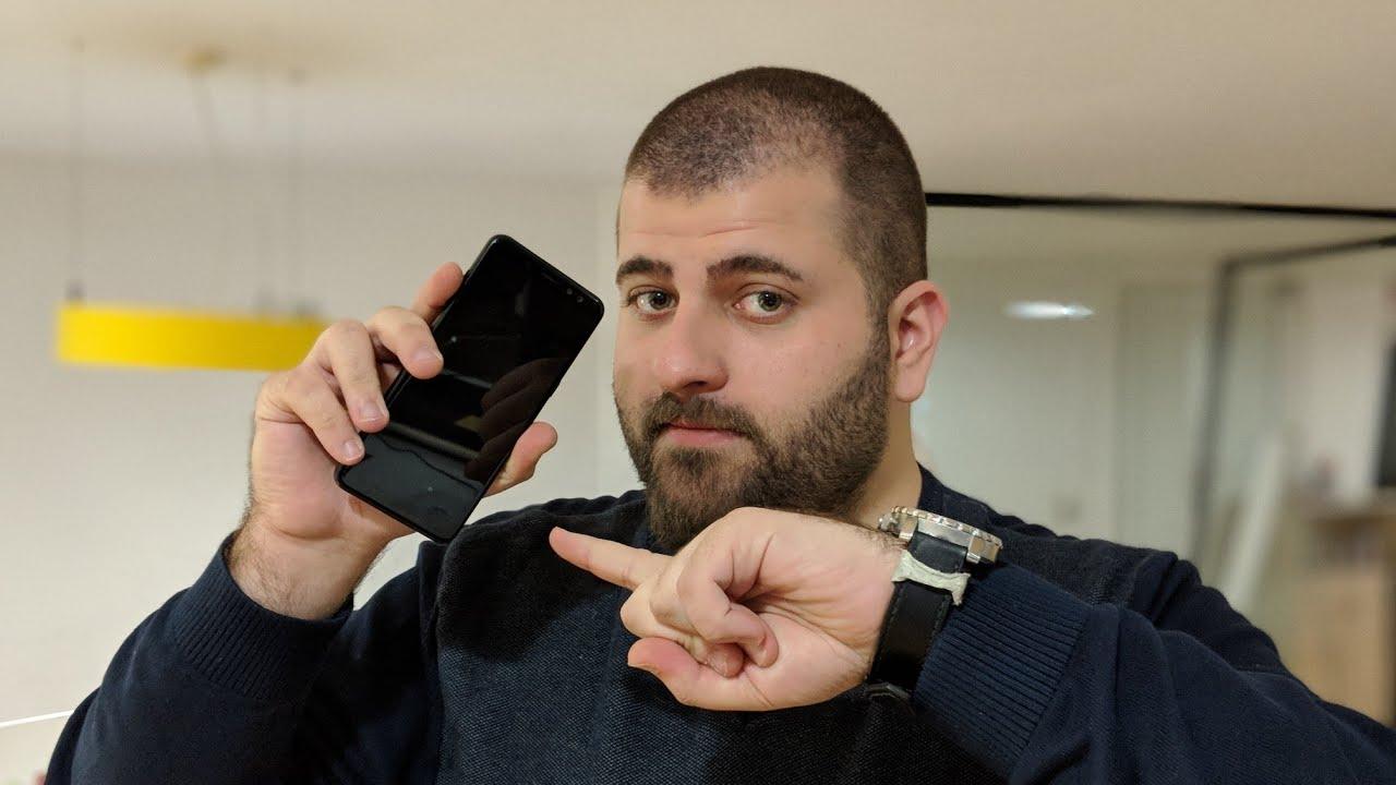 Samsung Galaxy A8 2018 inceleme - Çift ön kameralı ilk Samsung!