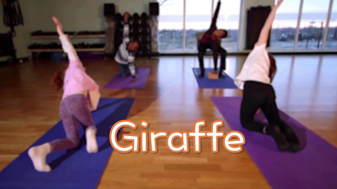 Yoga for Kids Brain Breaks Videos