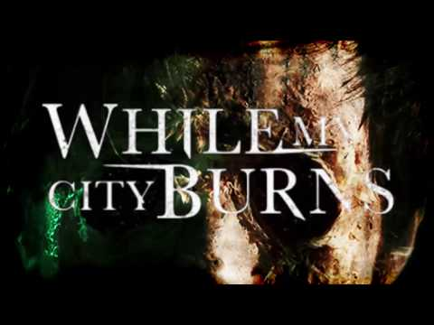 While My City Burns - Vivens Mortua Official Lyric Video