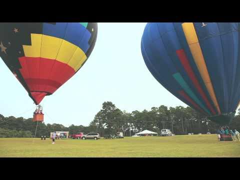 This is the Magic!  Callaway Gardens Sky High Hot Air Balloon Festival