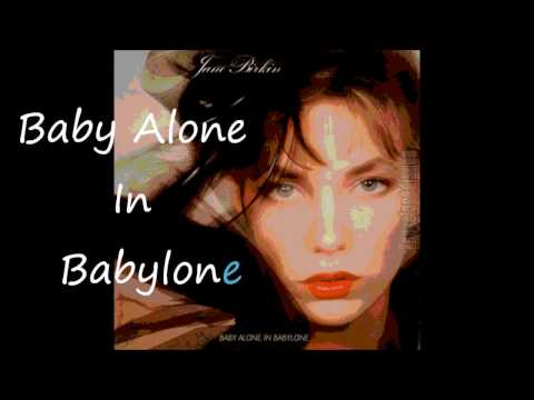 BABY ALONE IN BABYLON Jane Birkin English Words for Baby Alone in Babylone 4 11