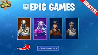 COMMENT POUR GET THE MOST EXCLUSIVE SKINS OF FORTNITE -FREE!! (TRAVAIL✅)