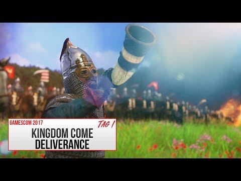 Kingdom Come Deliverance - Gameplay zu Kampfsystem und Schlachten