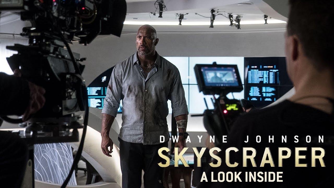 Skyscraper - 'A Look Inside'