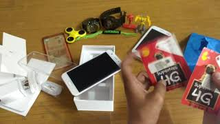 Oppo A57 unstoppable selfies unboxing and review