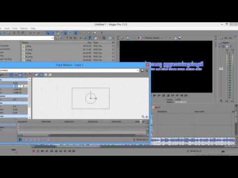 Sony Vegas How to make karaoke lyric video របៀបតម្លើងអក្សរខារ៉ាអូខេ   YouTube