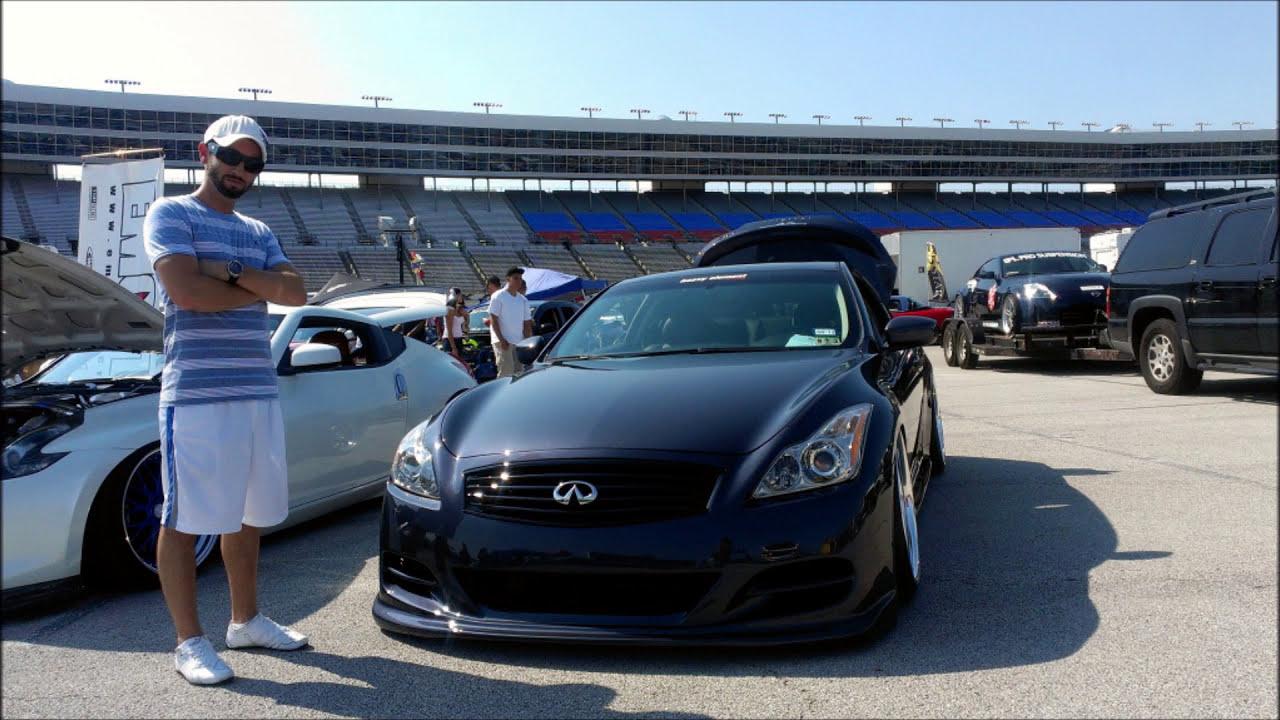 Infiniti G35 / Nissan 350z - Front Camber Kit | Stop Tire Wear Problems   Motordyne G35 10:54 HD