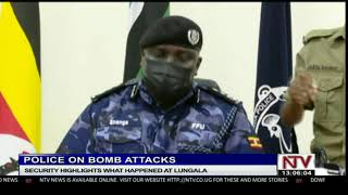 Security highlights what happened at Lungala